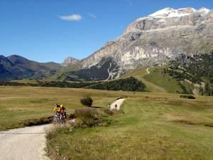 Alpencross Innbruck - Dolomiten