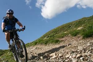 Mountainbikes nach Italien