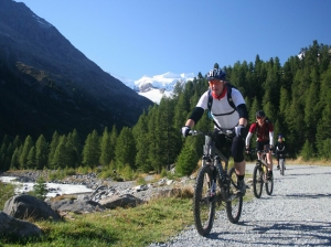 Transalp mit Bernina