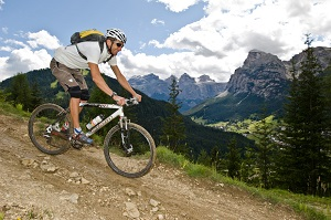 Downhill Dolomiten