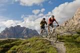 Downhill bei Cortina D'Ampezzo